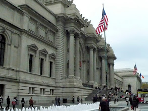 Photo: The Metropolitan Museum of Art, Fifth Avenue, New York City.