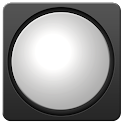 Light meter for photography icon