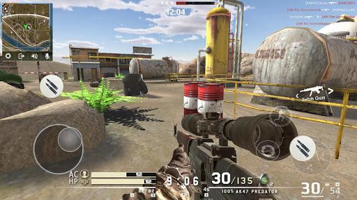 Sniper Shoot Action Strike  screenshots 1