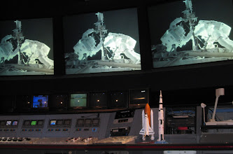 Photo: Highlights of the STS-129 mission, as presented by Astronaut Robert Satcher, MD