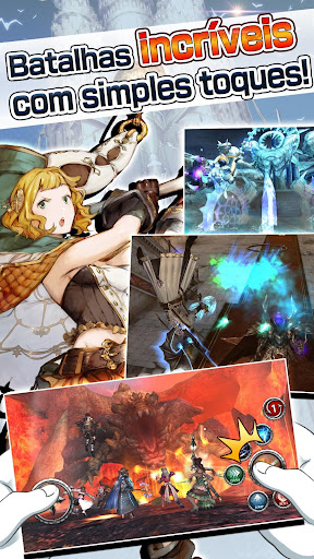 RPG AVABEL ação MMO online RPG