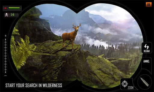 Télécharger Wild Animal Sniper Deer Hunting Games 2020 mod apk screenshots 4