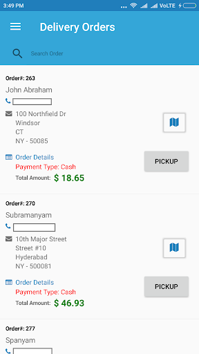 JNet eOrdering Delivery