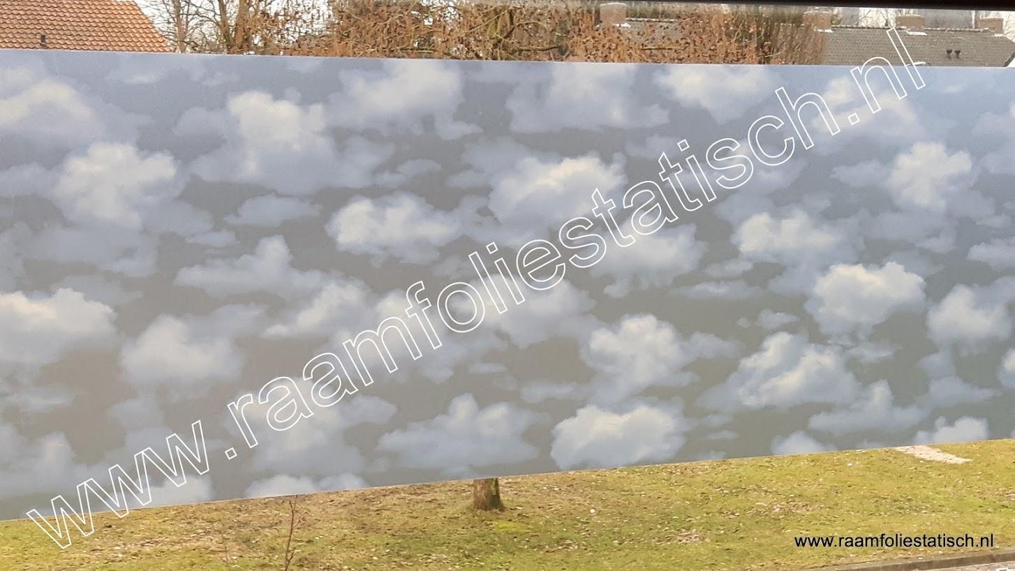 Raamfolie plakfolie wolken gekkofix kopen?