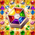 Jewels Fantasy : Quest Match 3 Puzzle icon