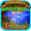 Hidden Object Haunted Gardens icon