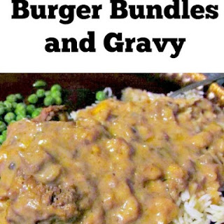 Burger Bundles & Gravy