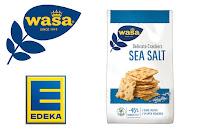 Angebot für Wasa Delicate Crackers Sea Salt bei EDEKA im Supermarkt
