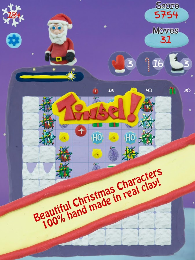 Christmas Express Match 3- screenshot
