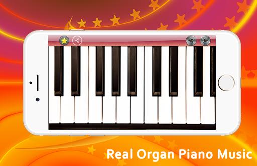 Real Organ Piano Music 1.10 screenshots 2