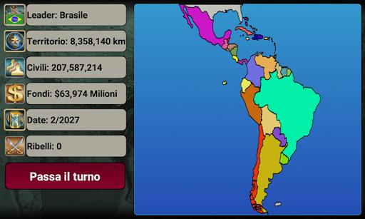 Impero dell'America Latina 2027  άμαξα προς μίσθωση screenshots 2