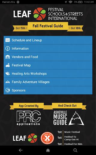 LEAF Festival 2015