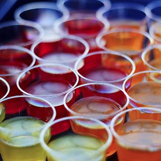 Jell-O Shots.