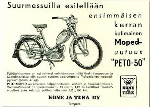 Photo: Peto -50 1956