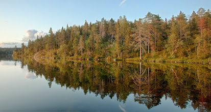 Photo: Kivijarvi panoraama