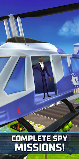 Spies in Disguise: Agents on the Run apkpoly screenshots 3