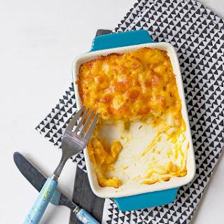 Butternut Squash Mac and Cheese.