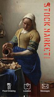 Stock Market Kitchen - náhled