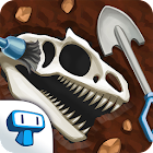 Dino Quest - Dinosaur Discovery and Dig Game icon