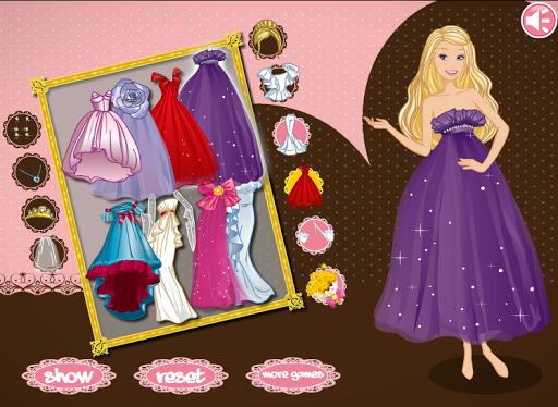 barbie dress up games fashion