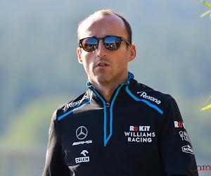 'Mirakelcomeback' van Robert Kubica zet zich niet door bij Williams