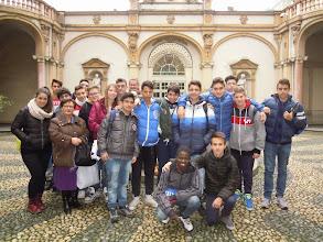 """Photo: 02/12/2014 - Istituto Tecnico """"Maxwell"""" di Nichelino (To). Classe I D."""
