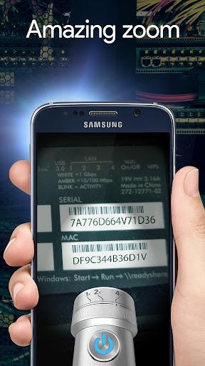 Flashlight Plus Free with OpticViewu2122 2.0.0 screenshots 2