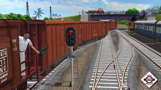 Indian Train Simulator screenshot 5