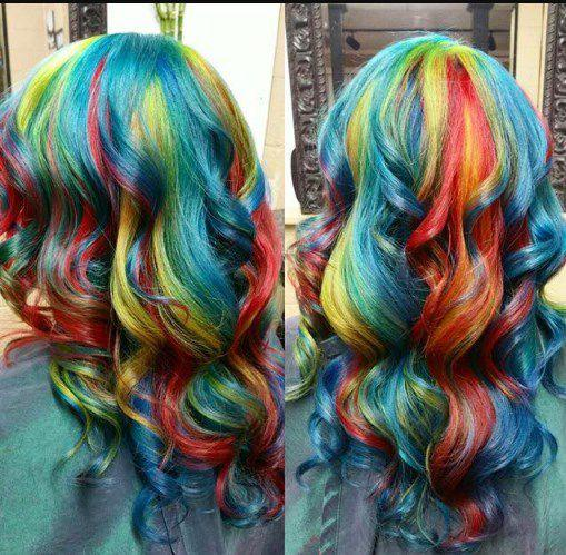 Hair Colors 17.0 screenshots 2
