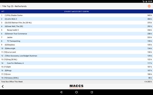 MACCS Pulse 1.4.6.1 screenshots 8