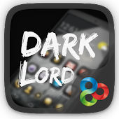 Dark Lord GO Launcher Theme
