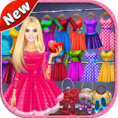 💄Fashion Stylist Dress Up & Make Up Games