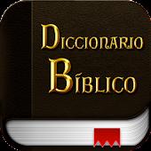 Diccionario Biblico en Español