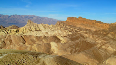 Photo: Manly Beacon seen from Zabriskie Point