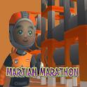 martian marathon 2021 icon