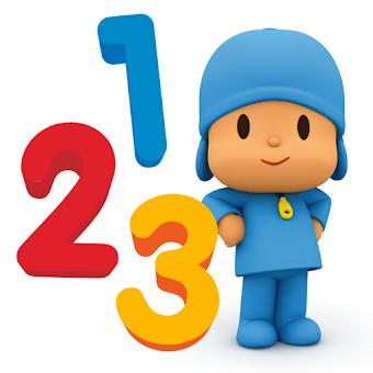 Pocoyo Numbers 1, 2, 3 Free