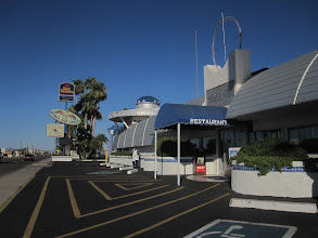 Photo: Stovall's Space Age Lodge and Restaurant in Gila Bend, AZ