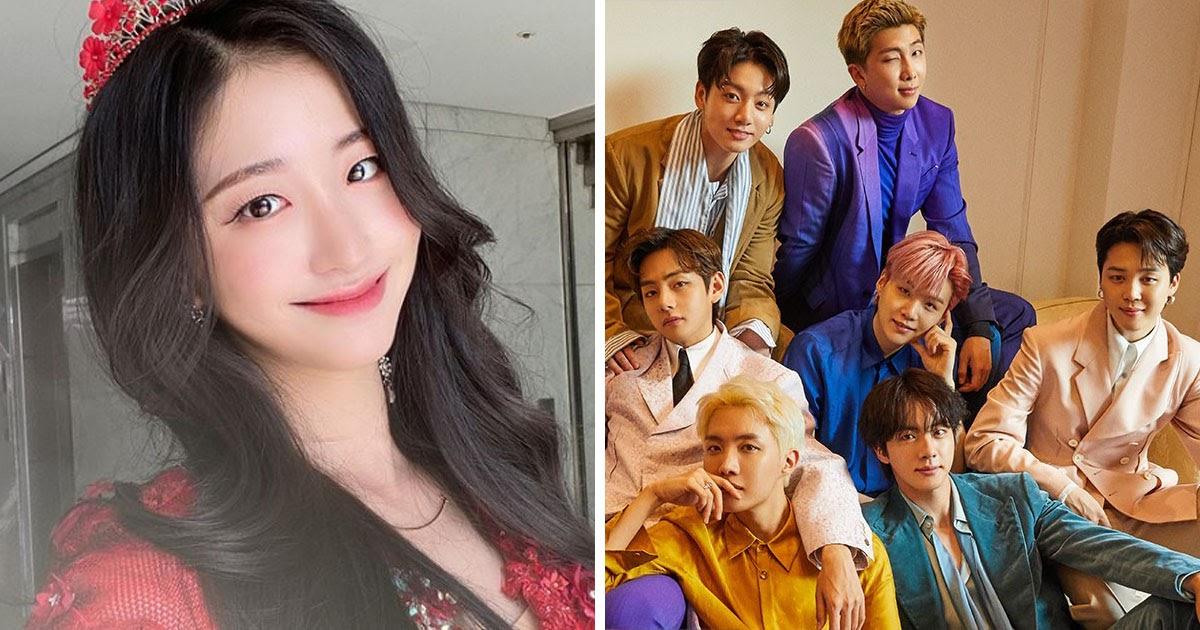 Global Beauty Queen Chooses A BTS Member As Her Ideal Man