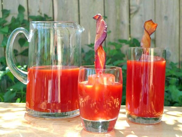 Bacon Swizzle Sticks! Recipe
