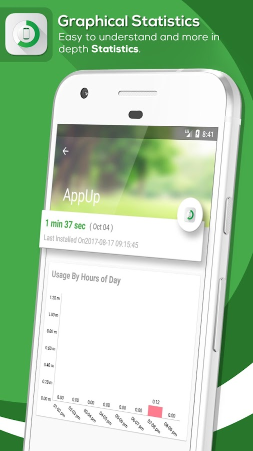 AppUp - App Usage Phone- screenshot