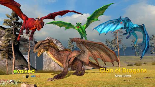 Clan of Dragons screenshot 2
