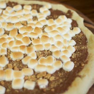 S'Mores Pizza Recipe