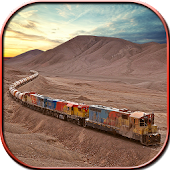 TRAIN SIMULATOR DESERT
