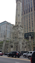 Photo: more walking down the Magnificent Mile