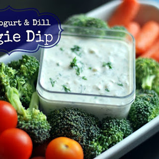 Vegetable Dip With Greek Yogurt Recipes
