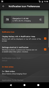 Gauge Battery Widget 2017- screenshot thumbnail