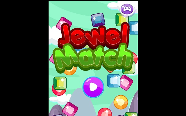 Jewel Match Puzzle Game for Chrome