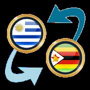 UYU Peso x Zimbabwe Dollar