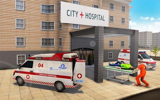 City Ambulance Emergency Rescue 1.02 de.gamequotes.net 4