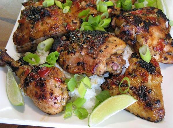 Thai Barbecued Chicken Recipe